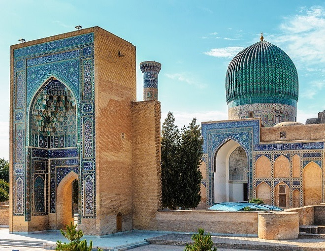Tours no Uzbequist�o